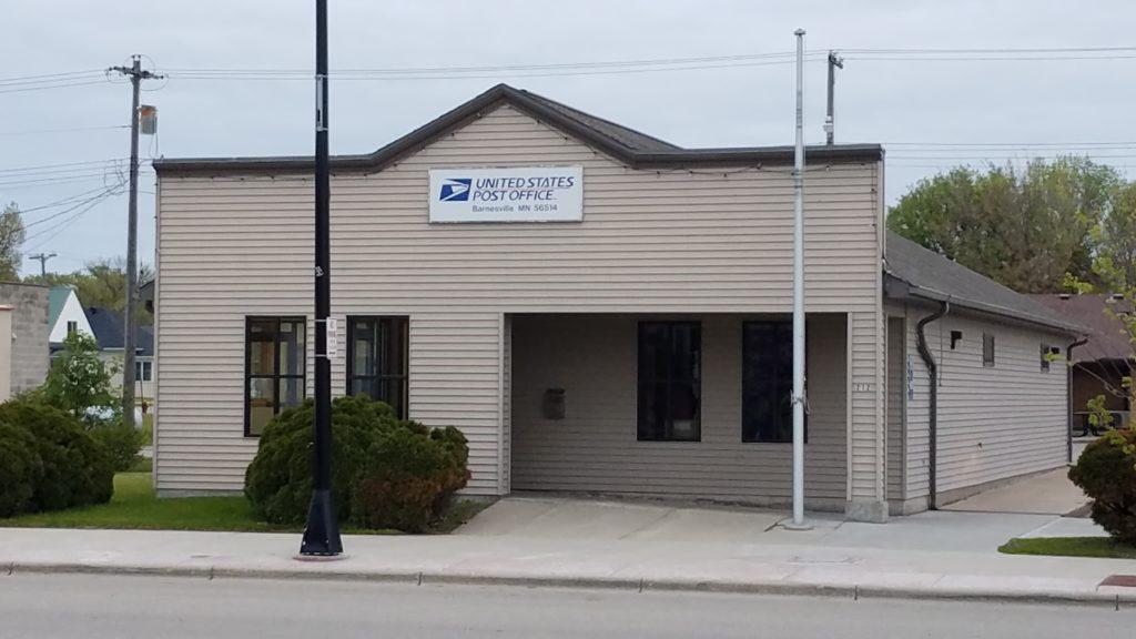 Barnesville Post Office
