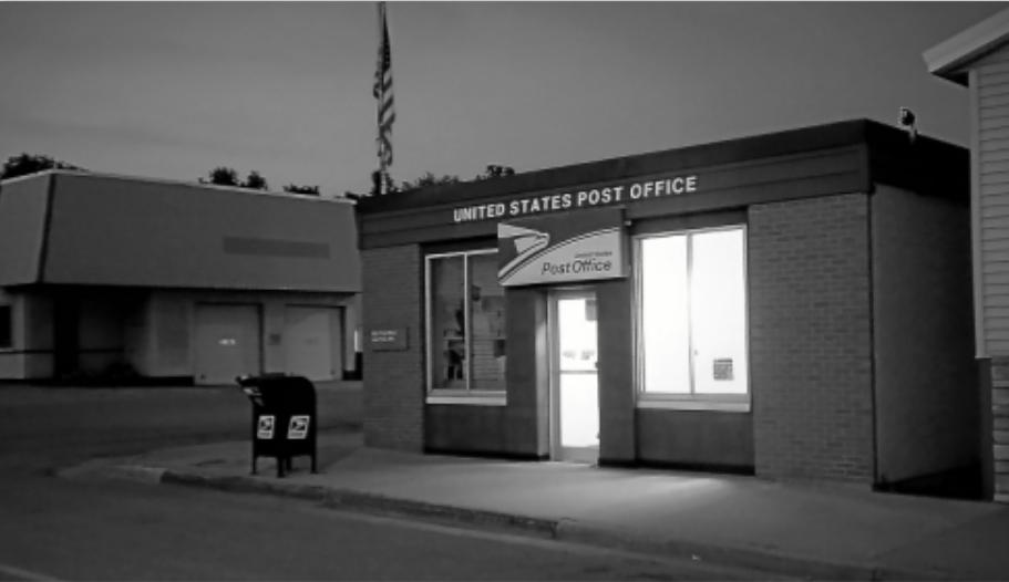 Lake Park Post Office