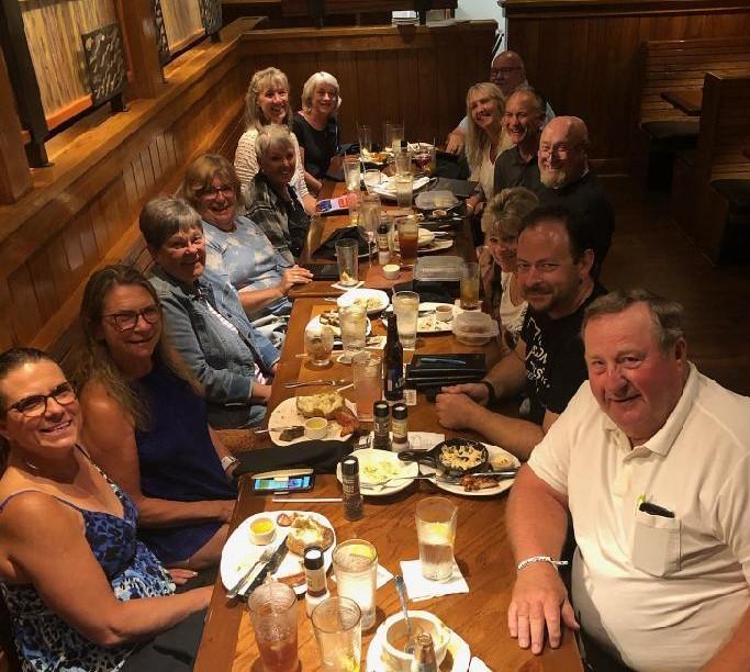 2021 Chapter dinner Sandusky OH